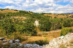 Old Church. Old beautiful Church in Montenegro Royalty Free Stock Photo