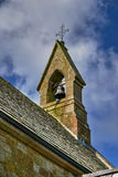 Old church bell tower Stock Photography
