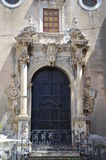 Old church in Cefalu, Sicilia, Italy Royalty Free Stock Photo