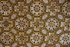 Old Church ceiling Stock Photography
