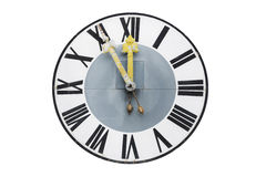 Free Old Church Clock Royalty Free Stock Photography - 33661707