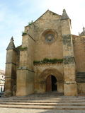 Old church in Cordoba, Spain Royalty Free Stock Images