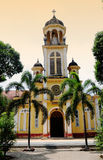 Old church at countryside in Yen Bai, Vietnam Stock Photography