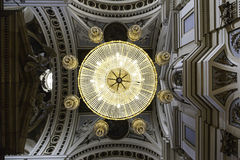 Old church dome Royalty Free Stock Image