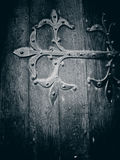Old church door Stock Image