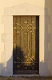 Old Church Door Royalty Free Stock Images