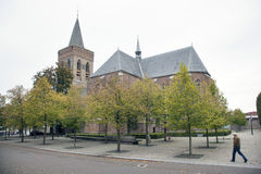 Old church in Ede Royalty Free Stock Photos