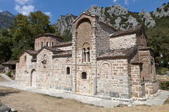 Old church in Greece Stock Image