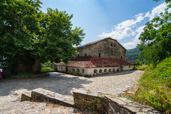 Old Church in Greece Royalty Free Stock Photo