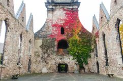 Old Church in Hannover royalty free stock photography