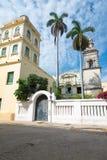 Old church in Havana Stock Photos