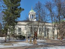 The Old Church of Helsinki, Finland Stock Photography