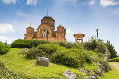 The old Church. The old Church on the hill Stock Image