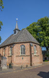 Old church in historical village Bronkhorst Royalty Free Stock Image