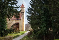 Old church, Hungary Royalty Free Stock Image