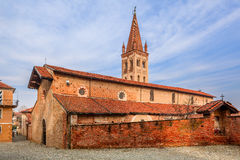 Free Old Church In Small Italian Town. Royalty Free Stock Photo - 68229385