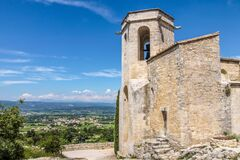 Free Old Church In The Village Of Oppede-Le-Vieux Royalty Free Stock Photo - 181646755