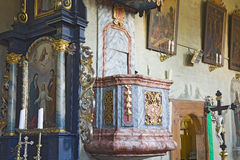 Old church Stock Images