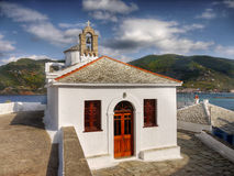 Skopelos Island Greece Royalty Free Stock Photo