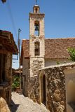 Old church. In Kakopetria village, Cyprus Stock Image