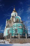 Old church. Kiev,Ukraine Royalty Free Stock Photos