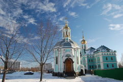 Old church. Kiev,Ukraine Stock Photos