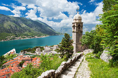 Old church, Kotor Royalty Free Stock Photos
