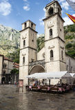 Old church in Kotor Royalty Free Stock Images
