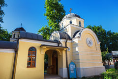 Old church Kragujevac in Serbia Royalty Free Stock Photography