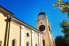 Old church Kragujevac in Serbia Royalty Free Stock Photos