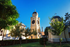 Old church Kragujevac in Serbia Royalty Free Stock Images