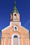 Old church in Kyiv, Ukraine Royalty Free Stock Photography