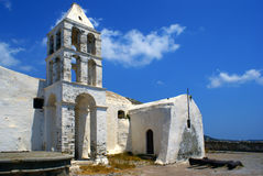 Old church on Kythera island, Gree Stock Photo