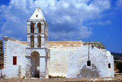 Old church on Kythera island, Gree Royalty Free Stock Photos