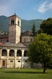 Old church in Locarno, Switzerland Stock Photography
