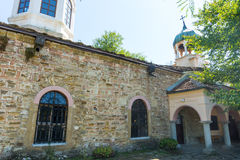 Old church in Lovech, Bulgaria royalty free stock image