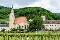 Old Church in Lower Austria Royalty Free Stock Images