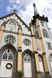 Old church in Malaysia Stock Photography
