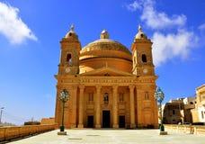 Old church on Malta Stock Photos