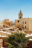 Old church in the Malta Royalty Free Stock Images