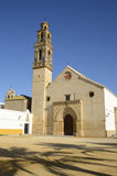 Old church in Marchena Royalty Free Stock Images