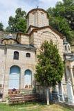 Old Church Monastery St. Joachim of Osogovo,  Republic of Macedonia Stock Image