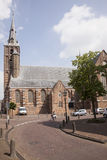 Old church in montfoort Stock Images
