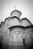 Old church in Moscow Kremlin. UNESCO World Heritage Site. Royalty Free Stock Photo