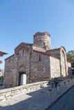Old church in Nessebar, Bulgaria Stock Photo