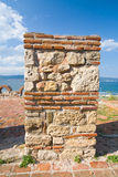 Old church in Nessebar Stock Photography