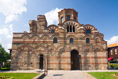 Old church in Nessebar Royalty Free Stock Images