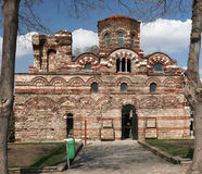 Old church in Nessebar Stock Image