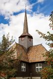 Old church in Norway Stock Photos