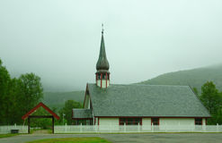 Old church in Norway Stock Photography